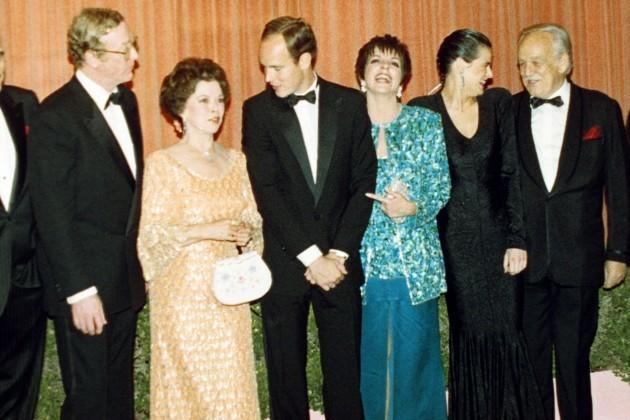 Princess Grace Foundation Gala - Cary Grant Tribute - Beverly Hilton Hotel