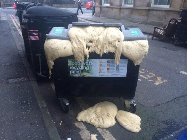 dough monster
