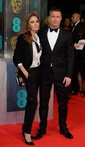 BAFTA Film Awards 2014 - Arrivals - London