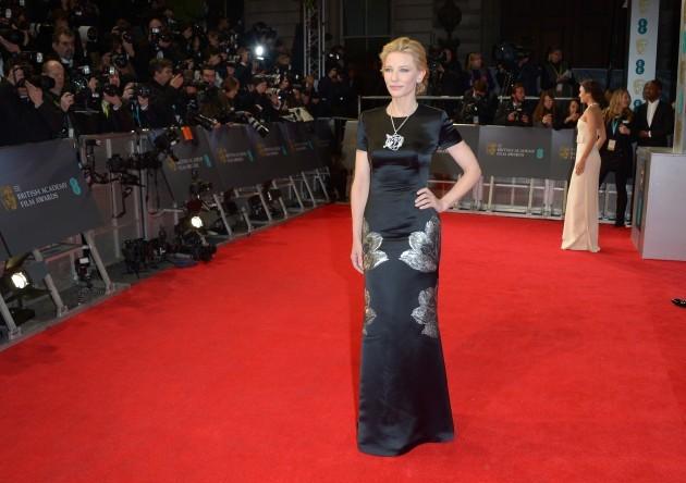 Britain EE British Academy Film Awards 2014