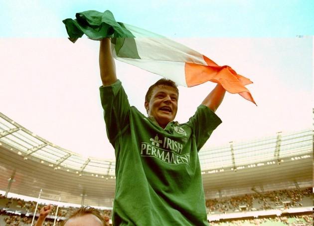Brian O'Driscoll 19/3/2000