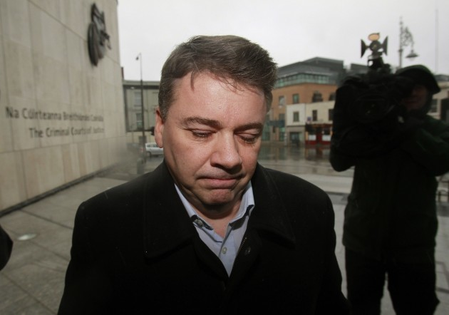 Anglo Irish court case
