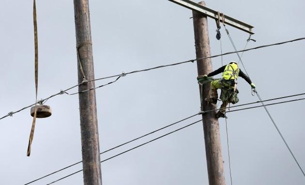 Storms Hit Ireland