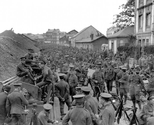 World War I centenary