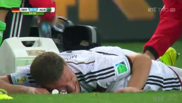 Mustafi injury
