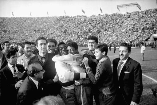 Soccer - World Cup Chile 1962 - Final - Brazil v Czechoslovakia