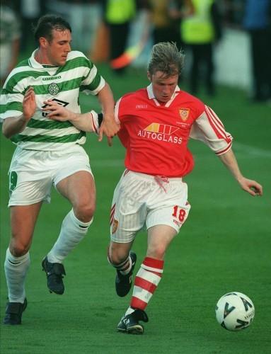 Trevor Molloy and Malky Mackay 29/7/1998