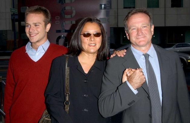 williams robin family