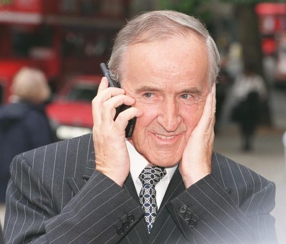 Courts Albert Reynolds phone
