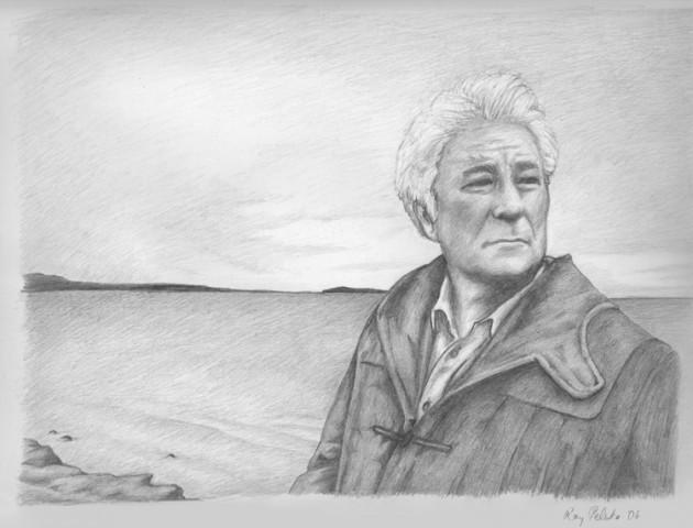 seamus_heaney_drawing_by_raypelesko-d3fjcva