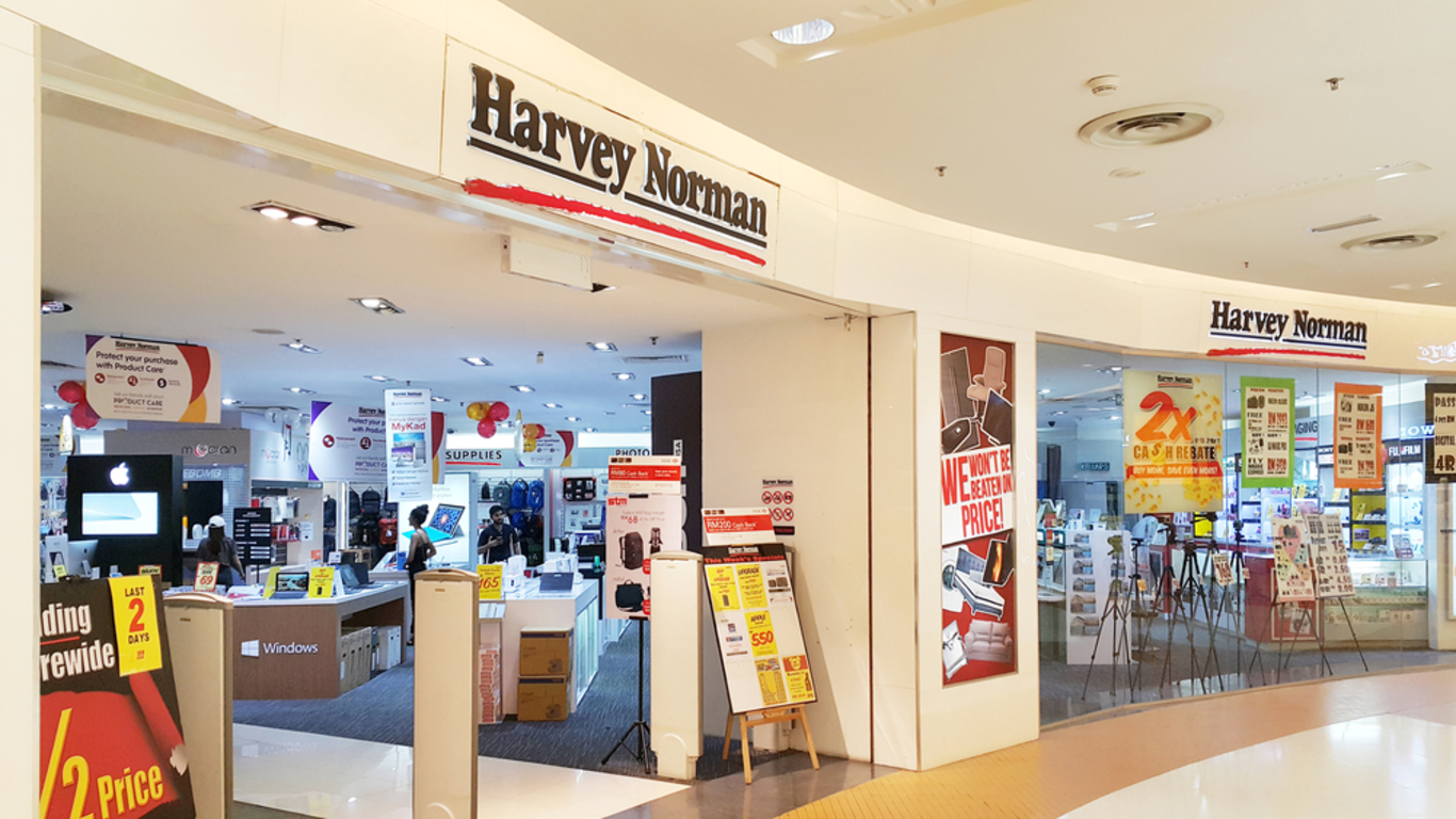 harvey norman 39 s security chief 39 i 39 ve caught nuns priests and neighbours shoplifting 39 fora. Black Bedroom Furniture Sets. Home Design Ideas