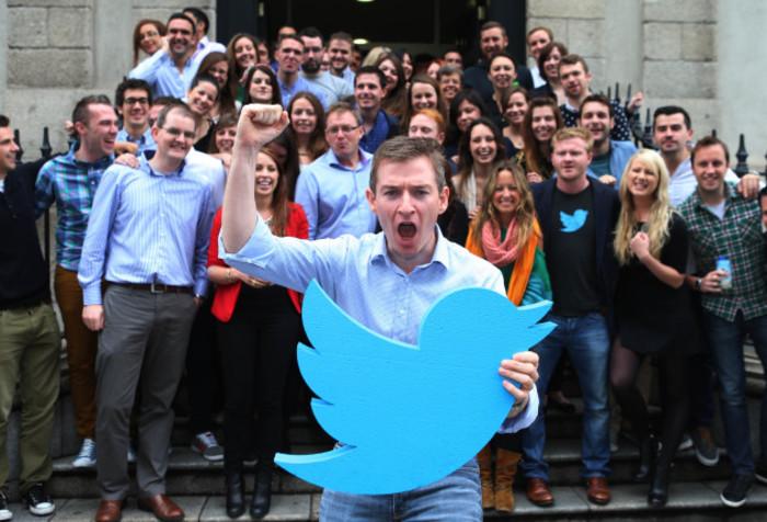 Twitter expanding Dublin operations
