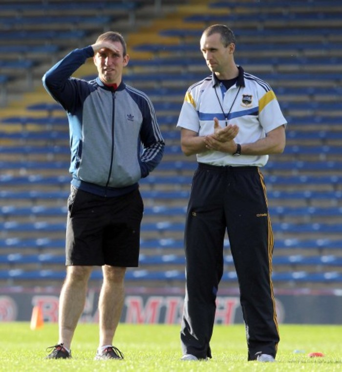 Enda McNulty and Tommy Dunne