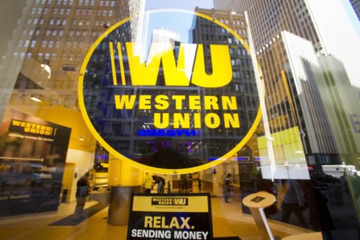 Western union forex rates