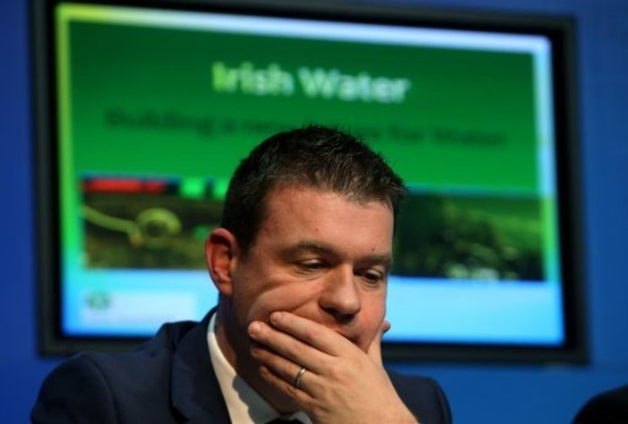 Irish water tax