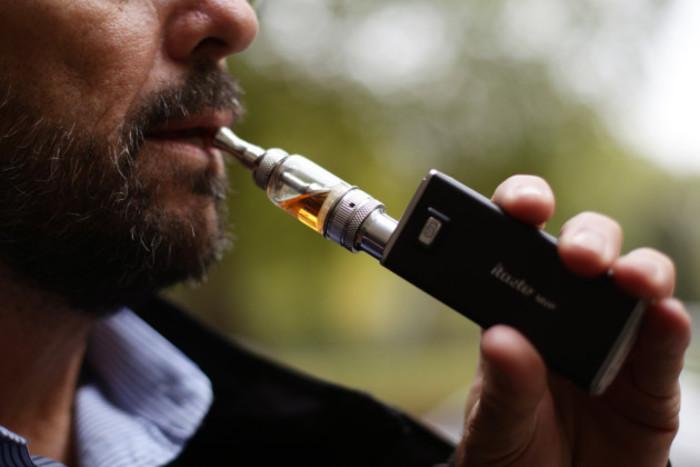 E-cigarettes ban in public places