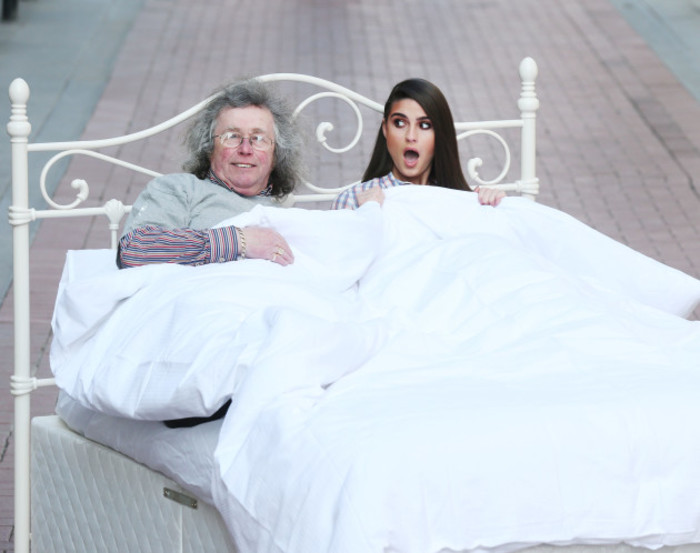 Mattress Mick jumps into be