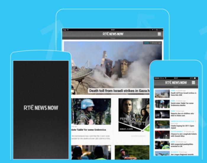 rte news now app