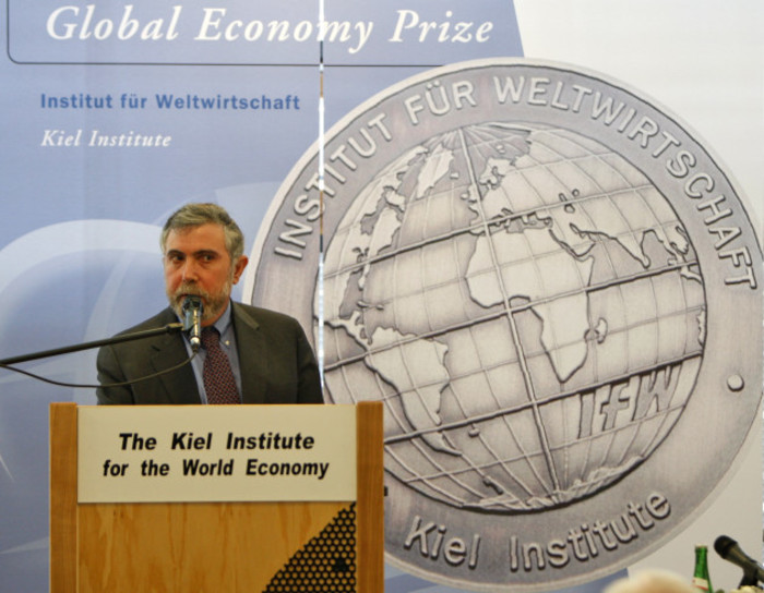 Germany Global Economy Prize