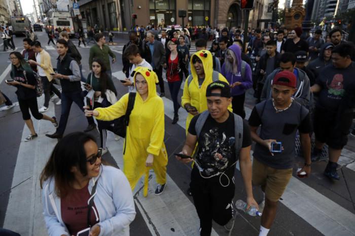 Pokemon Go San Francisco