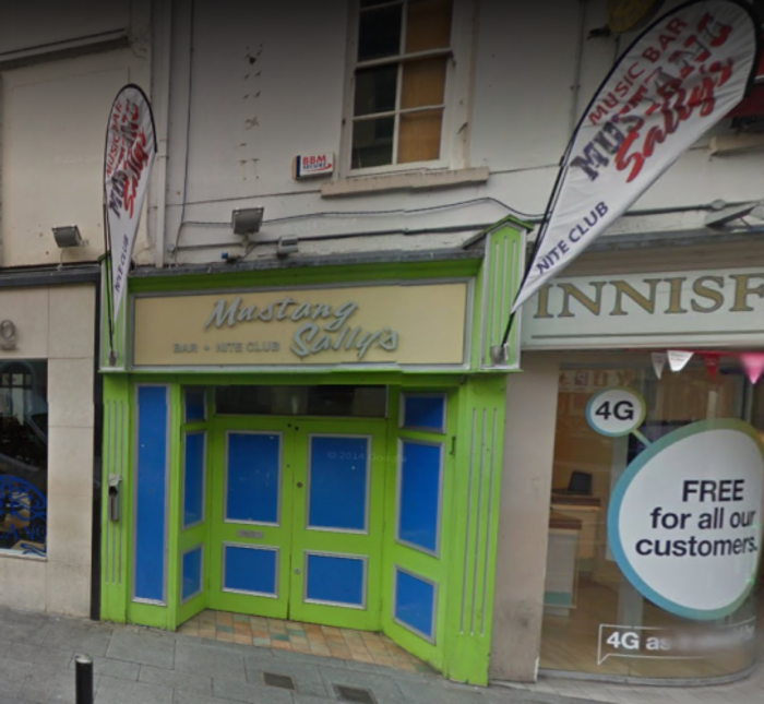 mustang sallys killarney google maps