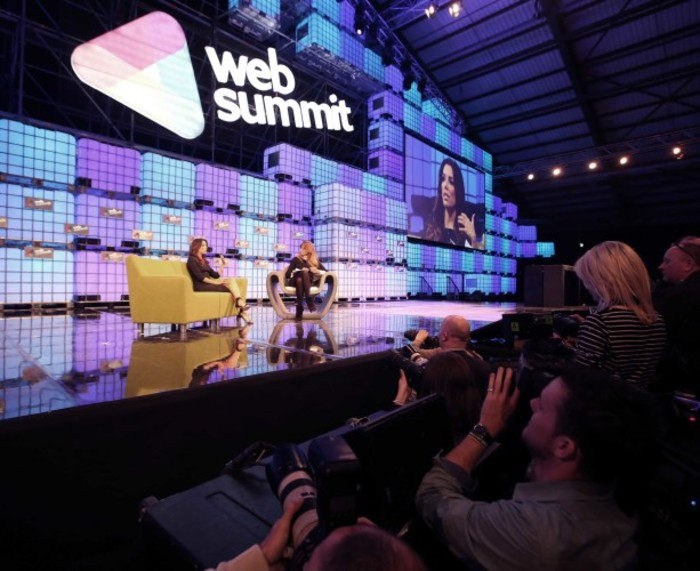 File Photo The Irish-based international Web Summit has announced that from next year it is to take place in Lisbon, and will do so for at least the next three years.