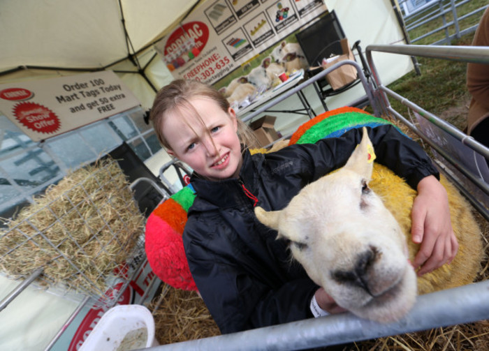 22/9/2015. The National Ploughing Championships