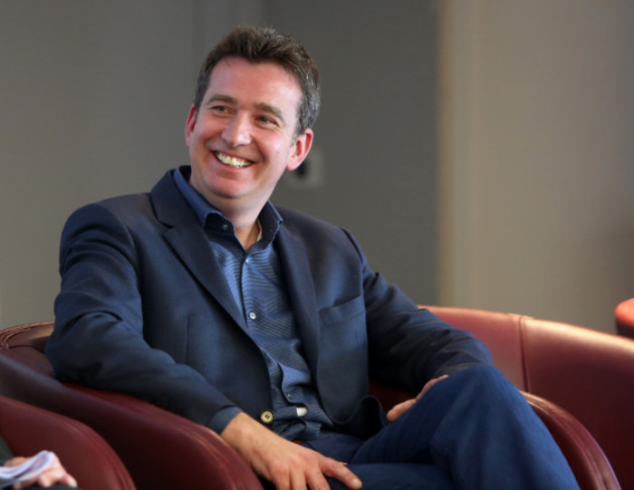 File photo THE HEAD OF Twitter's Irish operations is leaving the US tech company to join local venture capital outfit Frontline Ventures. Stephen McIntyre will be replaced at Twitter by former RTE journalist and Storyful founder Mark Little from the sta