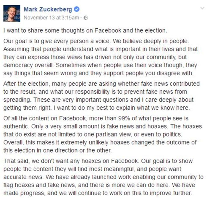 What exactly are Google and Facebook doing about the spread of fake