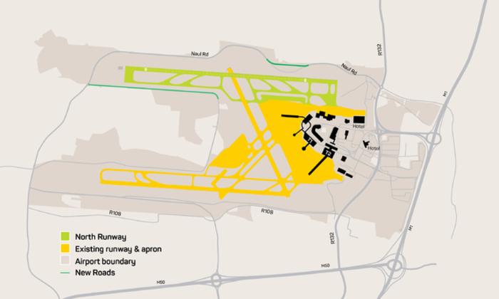 second runway