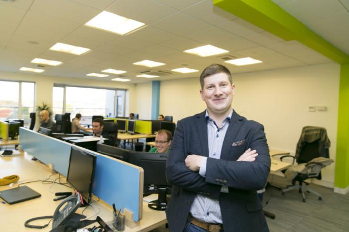 Kevin Buckley CEO