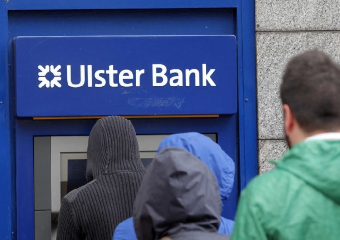 File Photo A NUMBER OF Ulster Bank customers haven't been paid their wages this morning due to a delay in the system. The bank received a number of complaints this morning from customers that they hadn't received their wages as per normal. A spokesper