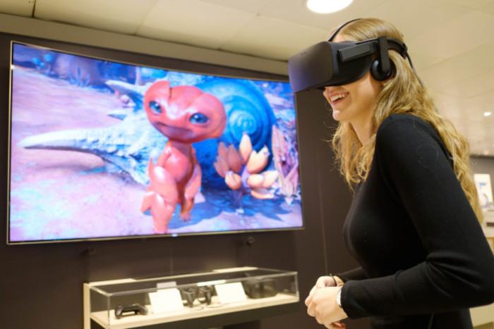 Oculus Rift launch