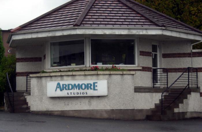 ARDMORE STUDIOS IRISH FILM INDUSTRY