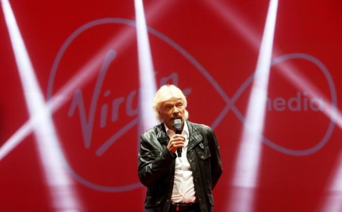 Virgin Media new brand launch