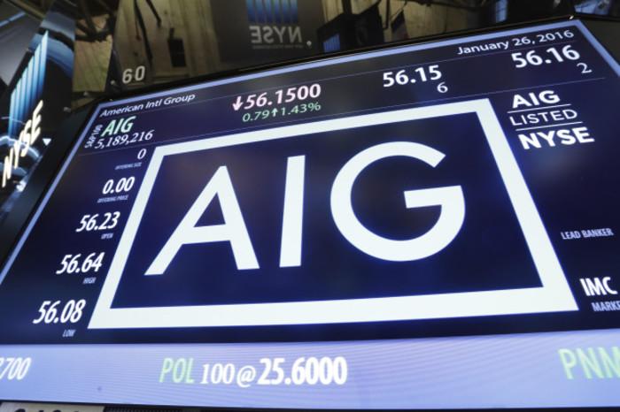 AIG Strategic Actions