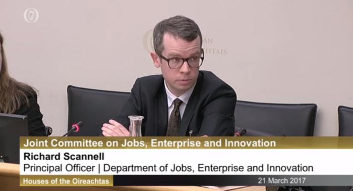 richard scannell dept of jobs