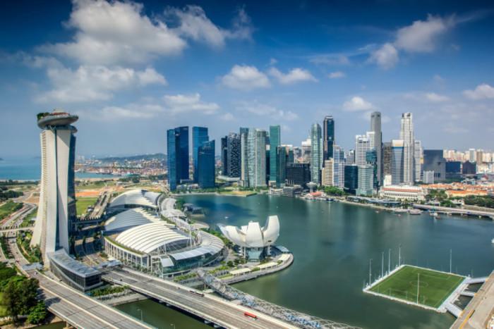 singapore shutterstock