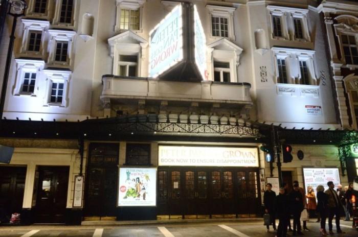 London power cut