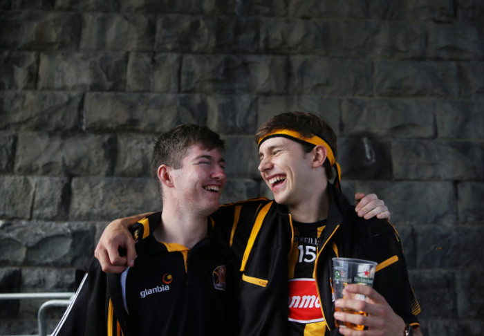 Kilkenny v Tipperary - All-Ireland SHC Final - Croke Park