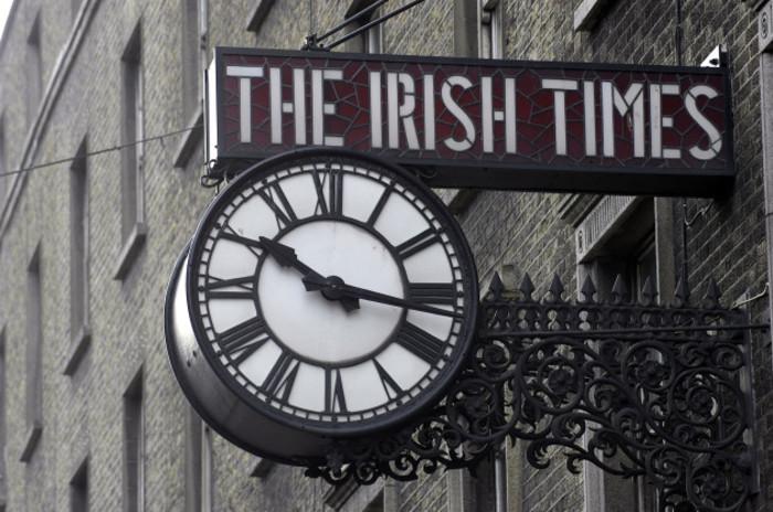 IRISH TIMES OFFICES