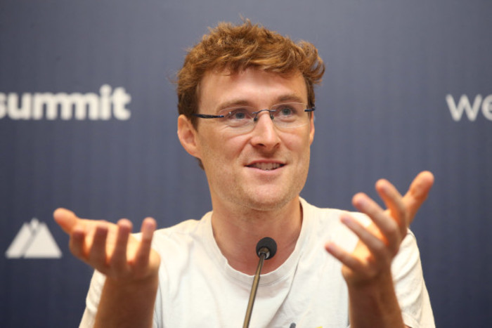 Paddy Cosgrave: 'Maybe one day we can make this a 20,000 ...