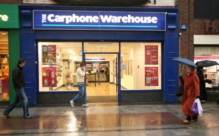Carphone Warehouse is selling its new Irish phone network - Fora