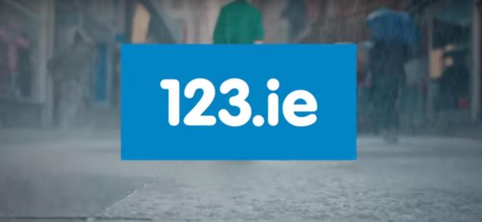 123.ie logo
