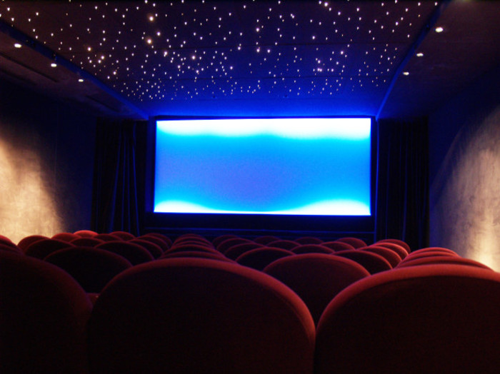 cinema generic interior