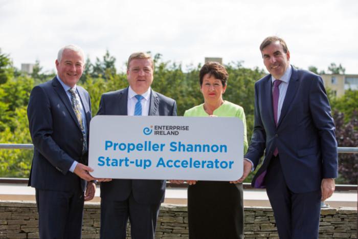 Propeller Shannon Launch 0003