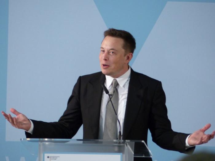 Berlin - Elon Musk