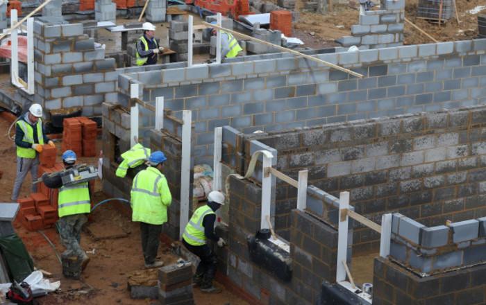 House building figures