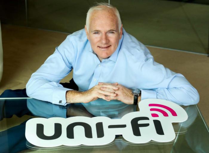 Killian Whelan Travelwin UniFi logo