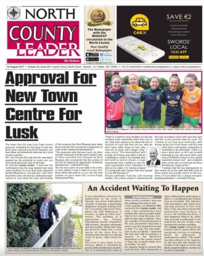 north county leader latest